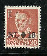 DENMARK Dänemark 1953 Michel 339 * - Dänemark