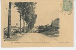 POLAINCOURT , Côté De Senoncourt - Rue Basse Et Rue De La Herselle - France