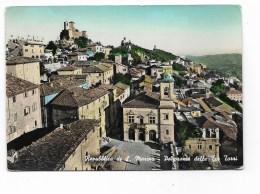 REPUBBLICA DI S.MARINO - PANORAMA DELLE TRE TORRI  VIAGGIATA FG - San Marino