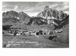 CORVARA - SASS CIAMPATSCH - SASS SONGHER VIAGGIATA  FG - Bolzano (Bozen)