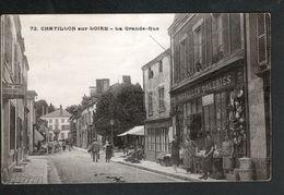 45, CHATILLON SUR LOIRE, LA GRANDE RUE - Chatillon Sur Loire
