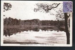 45, CHATILLON SUR LOIRE, L'ANCIEN PORT DE MANTELOT - Chatillon Sur Loire