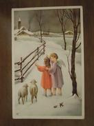 Angelo  -  Cartolina Anni 1930  Illustratore Firmata Z. F. - Angeli