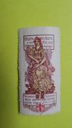 Vignette Italie  Firenza Florence Festa Dell'Arte E Dei Fiori 1896 - 1897 Arti Orticultura - Cinderellas