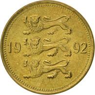 Estonia, 50 Senti, 1992, TTB+, Aluminum-Bronze, KM:24 - Estonie