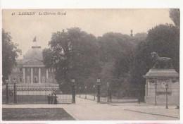 Belgique - Bruxelle - Laeken - Le Château Royal    -  Achat Immédiat - Andere