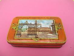 Boite Métallique Ancienne/Confiserie /Véritables Bergamotes De Nancy/ Vers 1950         BFPP138 - Boîtes