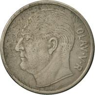 Norvège, Olav V, Krone, 1961, TTB, Copper-nickel, KM:409 - Norvège