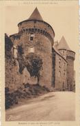 Sille-le-Guillaume - Remparts Et Tours Du Château - Sille Le Guillaume