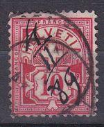 61 ...AVEC CACHET PLUME - 4/2/89 - Marcophilie