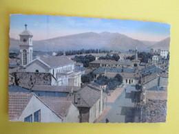 Souk Ahras ; Vue Sur L Eglise Et La Mosquee - Souk Ahras