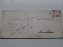 Umschlag / Envelop / Omslag ( Brief Zum IDENTIFICEREN ) 1874 ( Zie Foto ) ! - Deutschland