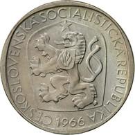 Tchécoslovaquie, 3 Koruny, 1966, TTB+, Copper-nickel, KM:57 - Czechoslovakia
