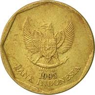 Indonésie, 100 Rupiah, 1995, TTB, Aluminum-Bronze, KM:53 - Indonésie