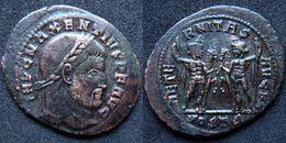 Roman Empire - AE Nummus (Follis) Of Maxentius (306-312 AD), AETERNITAS AVG N - 7. L'Empire Chrétien (307 à 363)