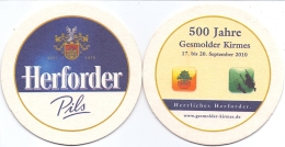 #D150-203 Viltje Herforder - Bierdeckel