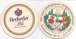 #D150-249 Viltje Herforder - Bierviltjes