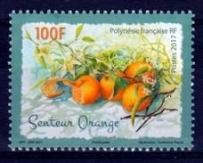 French Polynesia, Orange (fruit), 2017, MNH VF - French Polynesia