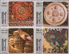 PAKISTAN MNH** STAMPS ,  1979 Handicrafts - Pakistan