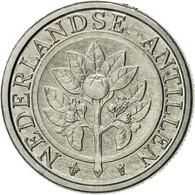 Netherlands Antilles, Beatrix, Cent, 2001, Utrecht, SUP, Aluminium, KM:32 - Antilles Neérlandaises