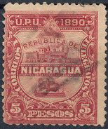 Stamp Nicaragua  Mint Lot#4 - Colecciones (en álbumes)