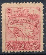 Stamp Nicaragua  Mint Lot#7 - Stamps
