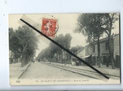 CPA - 36 - Le Plant De Champigny  - Route De Joinville - Champigny Sur Marne