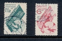 Nederland - 1931 - 1,5 En 6 Cent Goudse Glazen, NVPH 238/9 - 1891-1948 (Wilhelmine)