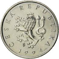 République Tchèque, Koruna, 1994, SUP, Nickel Plated Steel, KM:7 - Tchéquie