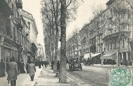 Nice L' Avenue De La Gare Olympia Theatre - Non Classés