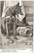 MILITAIRE - La Kultur Boche  Par Le Pain K.K. - Guerre 1914-18