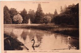 Tarbes - Jardin Massey - Le Petit Bassin, 1945 - Tarbes