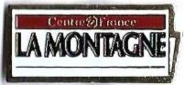 PRESSE - P66 - LA MONTAGNE - Verso : SM - Medias