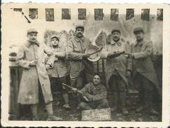 LES POILUS CLASSE 14-15photo 12 X 9 Cm - Guerre 1914-18