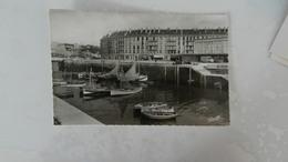 Cp  Le Havre  Quartier Saint - François Et Le Bassin Du Roy - Le Havre