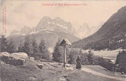 Fischleintal Mit Bad Moos Bei Sexten In Tirol (254) * Karte Von 1905 * 20. 7. 1913 - Italie