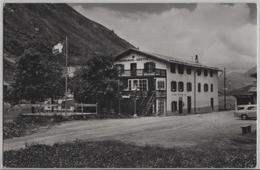Davos-Sertig-Dörfli (1860 M) Kurhaus Sertig - Photo: Stefan Reiss No. 426 - GR Grisons