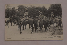 1914 Groupe De Muletiers , A Group Of Muleteers - Guerre 1914-18