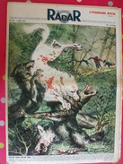 Radar N° 426 De 1957.  Luis Mariano Salvador Dali Buster Keaton Martine Carol Herriot - Informations Générales