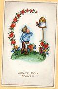 Carte Postale - Bonne Fête Maman - Fête Des Mères