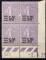 FRANCE - CD223** - SEMEUSE - Ecken (Datum)