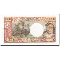 Tahiti, 1000 Francs, 1985, KM:27d, TTB+ - Papeete (Polynésie Française 1914-1985)