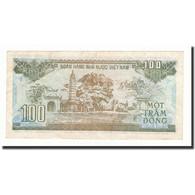 Viet Nam, 100 Dong, 1991, KM:105b, TTB - Vietnam