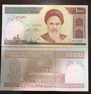 C) PERSIA BANK NOTE 1000 RIALS (1992) UNC - Banknotes