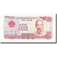 Viet Nam, 500 Dong, 1988, KM:101b, NEUF - Vietnam