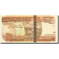 Éthiopie, 50 Birr, 2012, KM:51e, 2004 2012, NEUF - Ethiopie