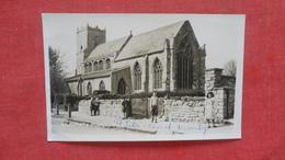 RPPC  C St Peter's Church  UK ?  To ID Location Ref 2642 - Postcards
