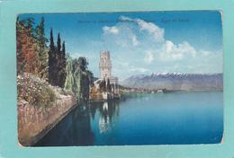 Old Postcard Of Lago Di Garda,Italy,,Y32. - Italy