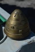 Fusée D'obus Anglais à Double Effet N° 85 - Obus 13/18 Pounder - 14/18 - WW1 - Artillerie - Daté 1915 - INERTE / VIDE - 1914-18