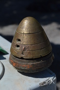 Fusée Anglaise N° 80 - Obus 13/18 Pounder Ou 10 Pounder De Montagne - 14/18 - WW1  - INERTE / VIDE - 1914-18